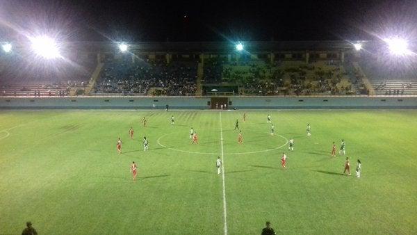 Juticalpa se queda con el primer juego ante Real Sociedad por la Copa Presidente