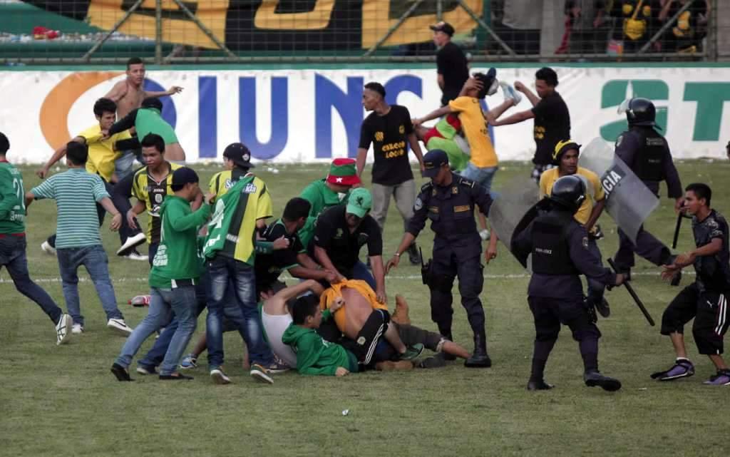 ¿»Estancada»? Ley contra la violencia en escenarios deportivos en Honduras?