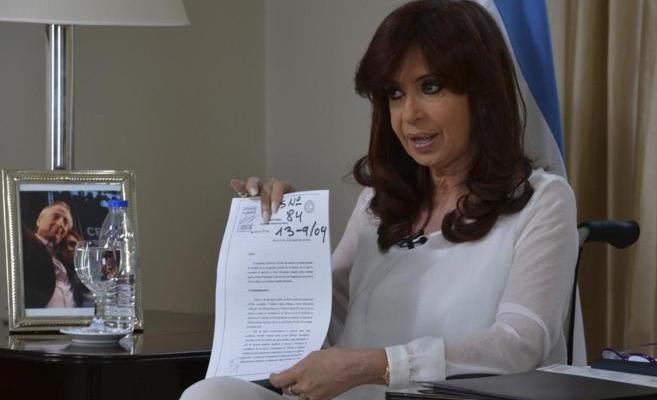 El espía clave ve a la presidenta Kirchner tras la muerte de Nisman