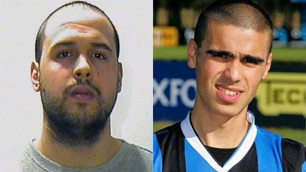 Uno de los terroristas suicidas de Bruselas se hizo pasar por ex futbolista del Inter de Milán