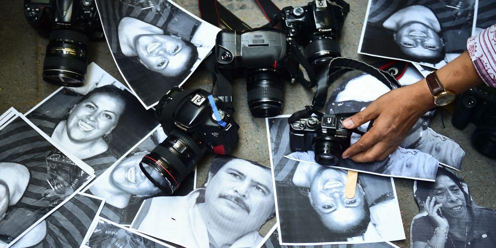 23 periodistas continúan desaparecidos en México