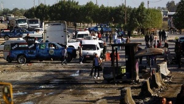 Nuevo atentado, esta vez fue en un estadio de fútbol de Irak