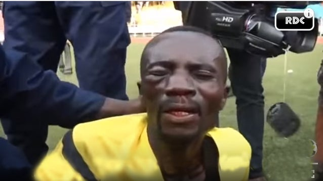 Vídeo: Árbitro es brutalmente golpeado por aficionados