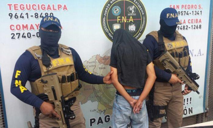 """Policía asegura que """"hoy si"""" capturó al responsable de masacre en la 1 de Diciembre en Tegucigalpa"""