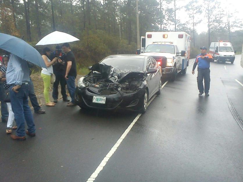 Alertan a tomar precauciones por aumento de accidentes de tránsito