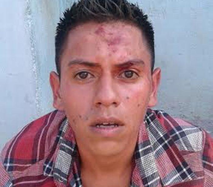 Capturan a supuesto responsable de la muerte de dirigente Nelson García