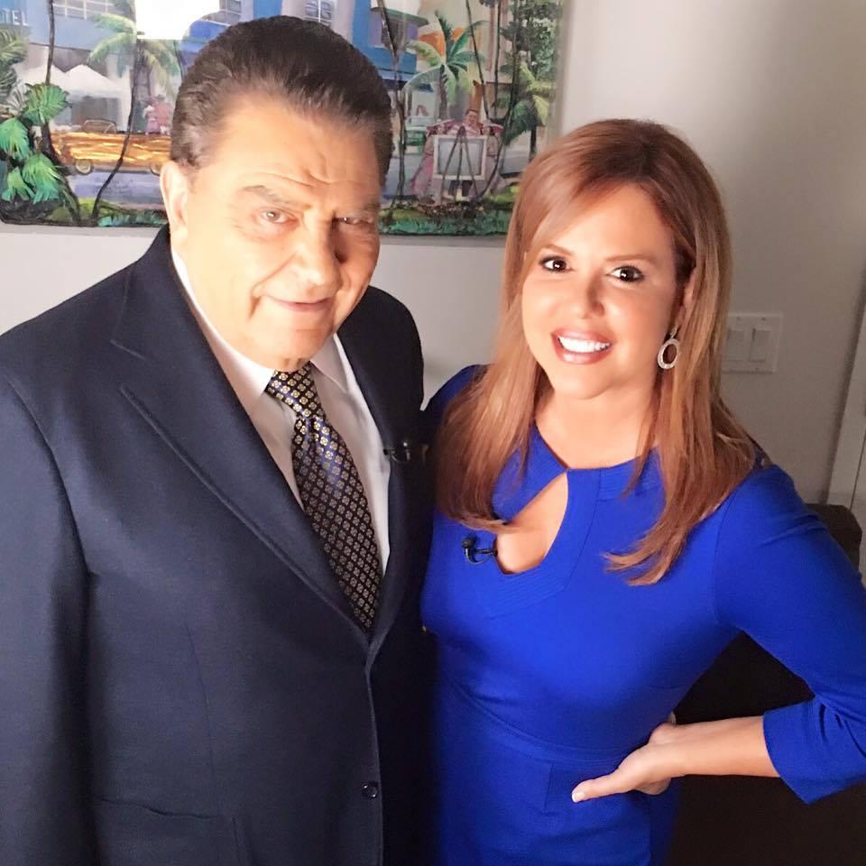 Don Francisco regresa a la TV, pero en Telemundo