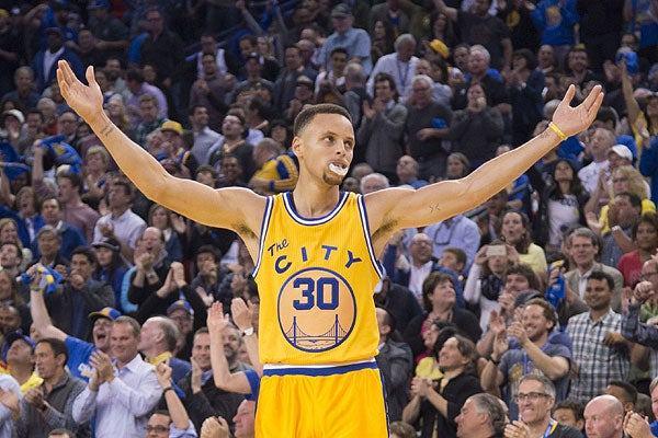 Stephen Curry: «Intento ser igual a Messi»