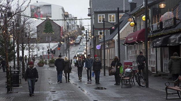 Islandia, el país más pacífico del mundo