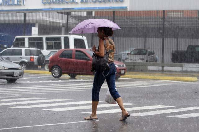 Alertas amarilla y verde para varios departamentos de Honduras