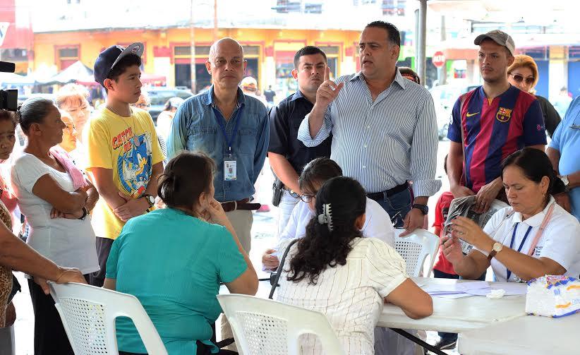 Alcaldía Sampedrana aprueba recursos importantes para locatarios del mercado central de SPS