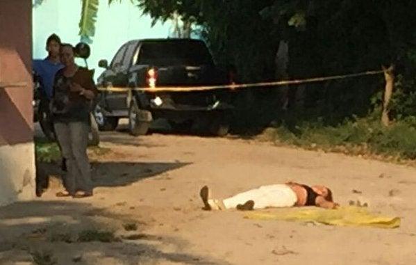 Asesinan a mujer en colonia 15 de Septiembre en Chamelecón