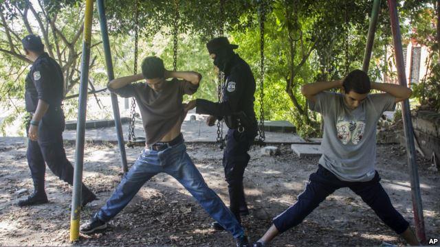 """El Salvador evalúa declarar """"estado de excepción"""""""