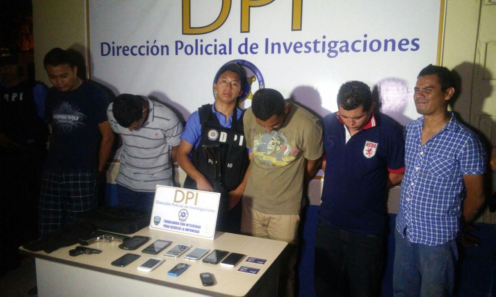 Policía detiene a banda de secuestradores y rescatan a comerciante