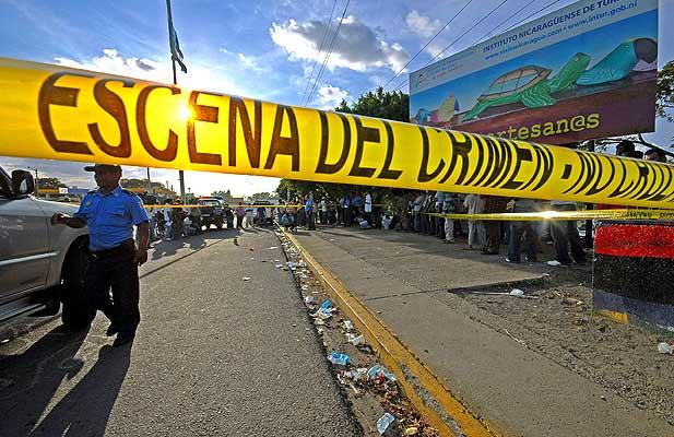 Matan a hijo del exalcalde de Esquipulas, Olancho