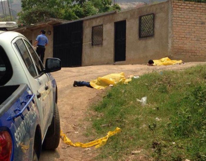 Empleados de empresa de cable son atacados a balazos en Comayagüela
