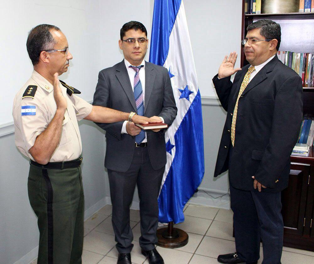 Luis Robelo es el nuevo director del Instituto Nacional Penitenciario