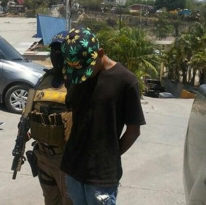 "Capturan a ""Jamaiquita"", presunto extorsionador en Tegucigalpa"
