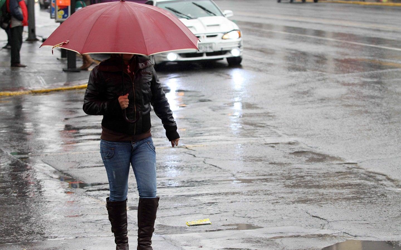 Lluvias y descenso de temperaturas comienzan a sentirse en Honduras