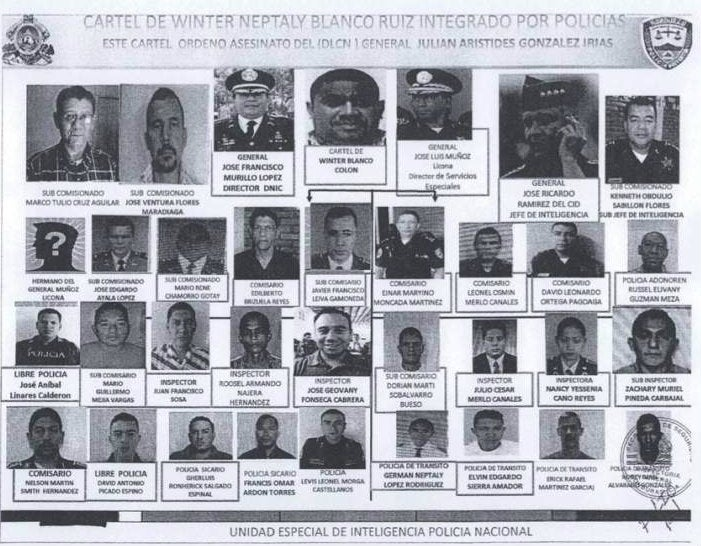 NYT: Líderes de la Policía habrían ordenado asesinato de zar antidrogas