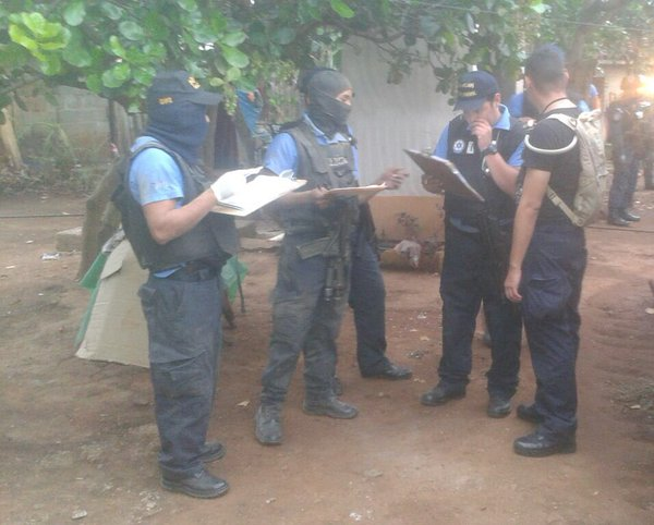 Operativo en Olancho deja hasta el momento tres detenidos