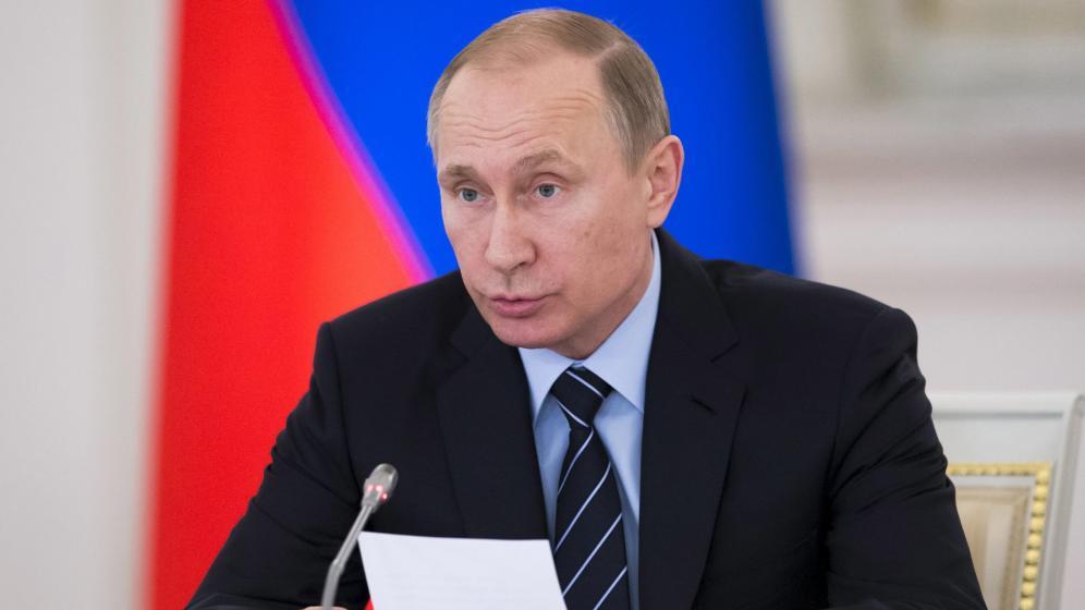 Vladimir Putin acusa a Estados Unidos de estar detrás de los «Papeles de Panamá»