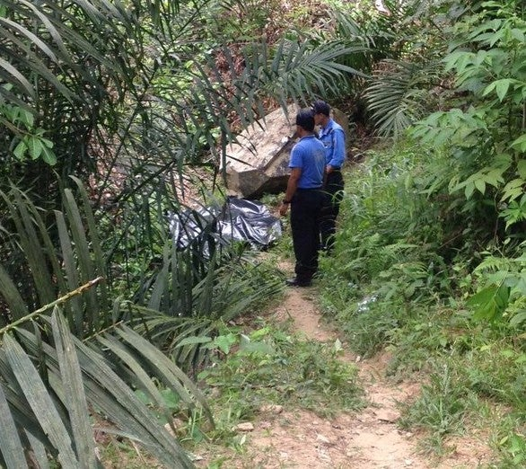Hallan tres cadáveres en El Junco, Atlántida