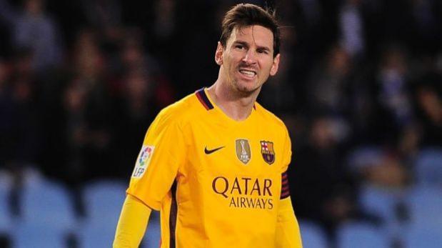 Acusan a Leo Messi del mal momento del Barcelona