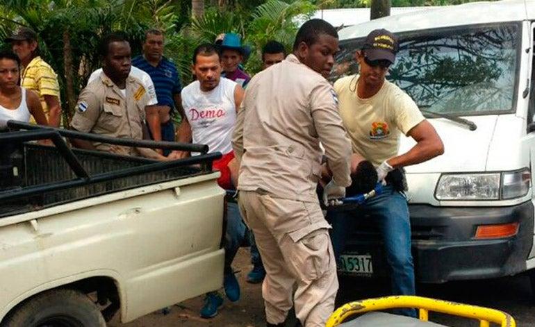 Dos cazadores muertos y un herido tras una balacera en la Ceiba