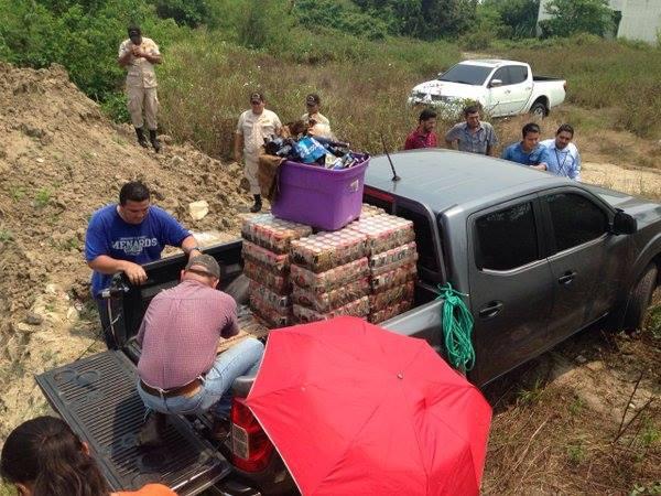 MP destruye cervezas y cigarros que ingresaron al país vía contrabando