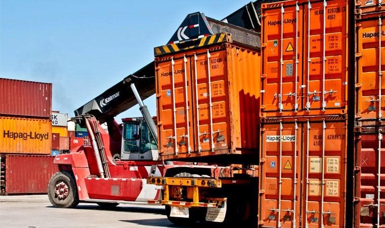 A inspección ocho contenedores por sospecha de droga en Puerto Cortés