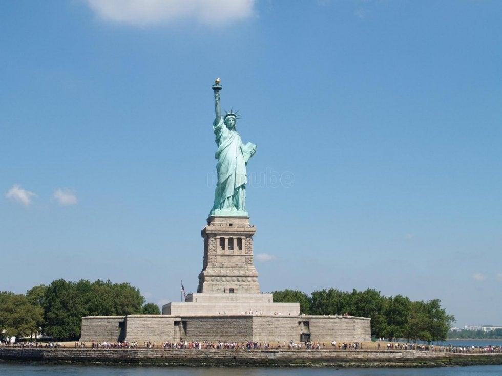 La Estatua de la Libertad, en peligro