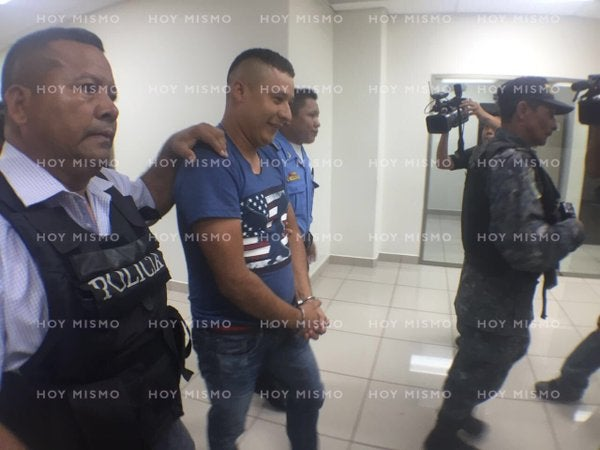 Hugo Pinto y Steven Rodríguez al Centro Penal en SPS