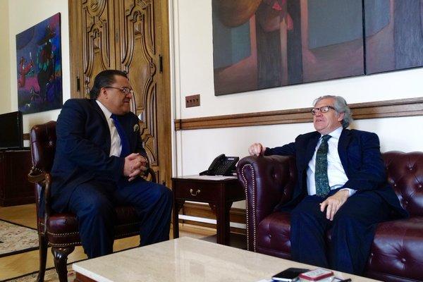MACCIH iniciará labores la próxima semana en Honduras