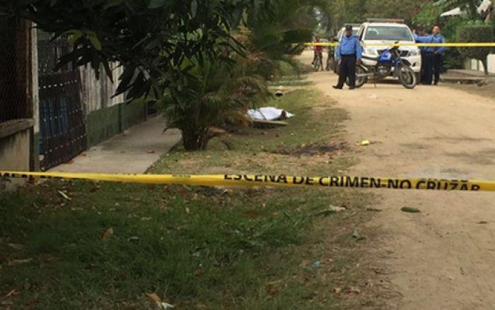 Tres personas pierden la vida de manera violenta en San Pedro Sula