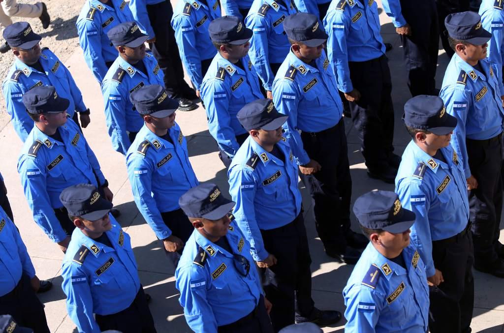 Impreso en «La Gaceta» el decreto para depurar la Policía Nacional