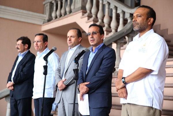 BID anuncia préstamo por $25 para combate de cambio climático en Honduras