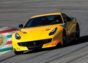 Ferrari F12 TDF.