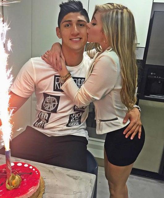 GALERÍA: Conoce a Ileana Salas, la guapa novia del futbolista Alan Pulido
