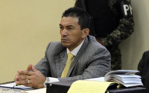 Condenan a 15 años de prisión al diputado José Luis Galdamez