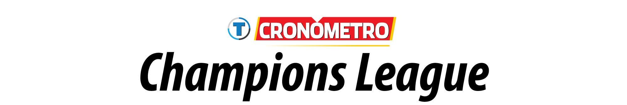 Cronómetro Champions League