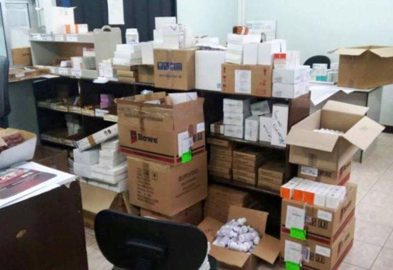 Reportan poco ingreso de medicamentos al IHSS de Choloma