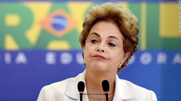 Anulan proceso de juicio político contra Dilma Rousseff
