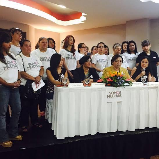 Plataforma de mujeres instan al Congreso Nacional se despenalice el aborto en Honduras
