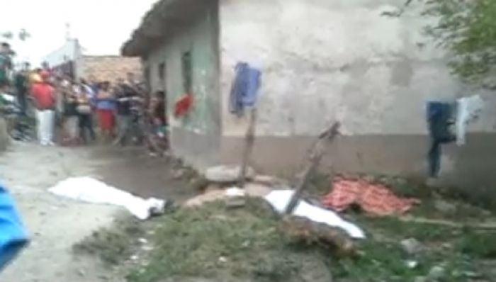 Asesinan a tres hombres en Siguatepeque, Comayagua