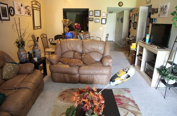 GALERÍA: Así es el apartamento donde vivía Omar Mateen