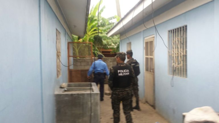 Tres detenidos en operativo en La Lima, Cortés