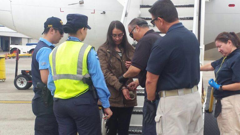 Sin lujos ni comodidades expalillona llega a Honduras