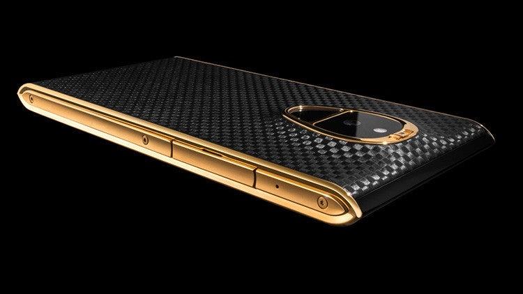 """El móvil """"más seguro"""" del mundo cuesta 17.000 dólares"""