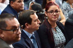 """Se entrega a la justicia Julio Aldana, """"el banquero"""" de Baldetti."""